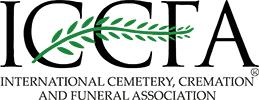 International Cemetery Cremation & Funeral Association logo