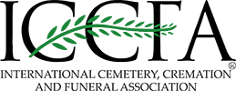 International Cemetery Cremation & Funeral Association logo